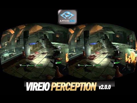 Tutorial de Vireio - Configuración de Portal 2 y Bioshock 2.