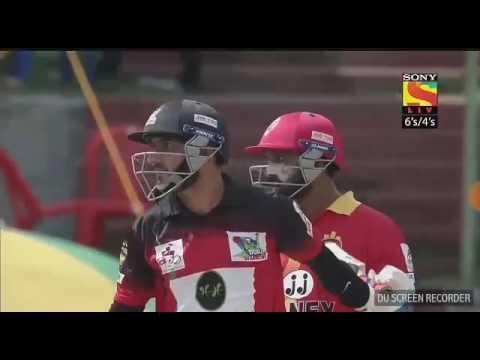 Davis Dawood Ejaz 🏏🏏🏏 brilliant batting proformance in Asia premier League T20 series in Nepal