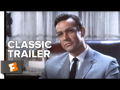 Marnie Official Trailer #1 - Sean Connery Movie (1964) HD