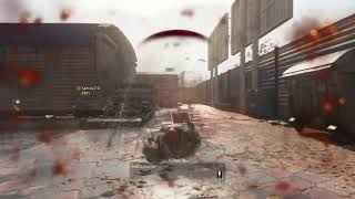Playing COD warzone