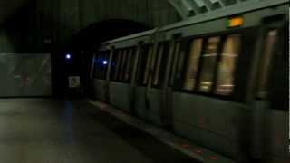 WMATA Washington DC Subway (above and underground)