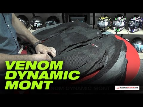 Download Venom Yazlık / Baharlık Motosiklet Montu Hakkında MotosikletAksesuarlari.com 'da