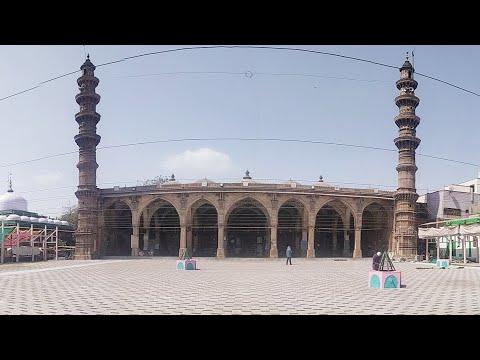 Shah-e-Alam stone Mosque Ahmedabad Gujarat Documentary film on Heritage Pattharwali Masjid