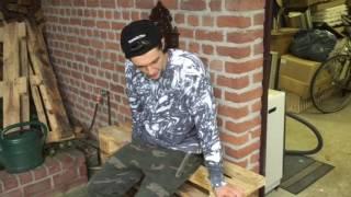 DIY | Paletten-Schuhregal 👟