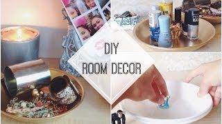 DIY: Easy Room Decor/ Легкий Декор Для Комнаты♡