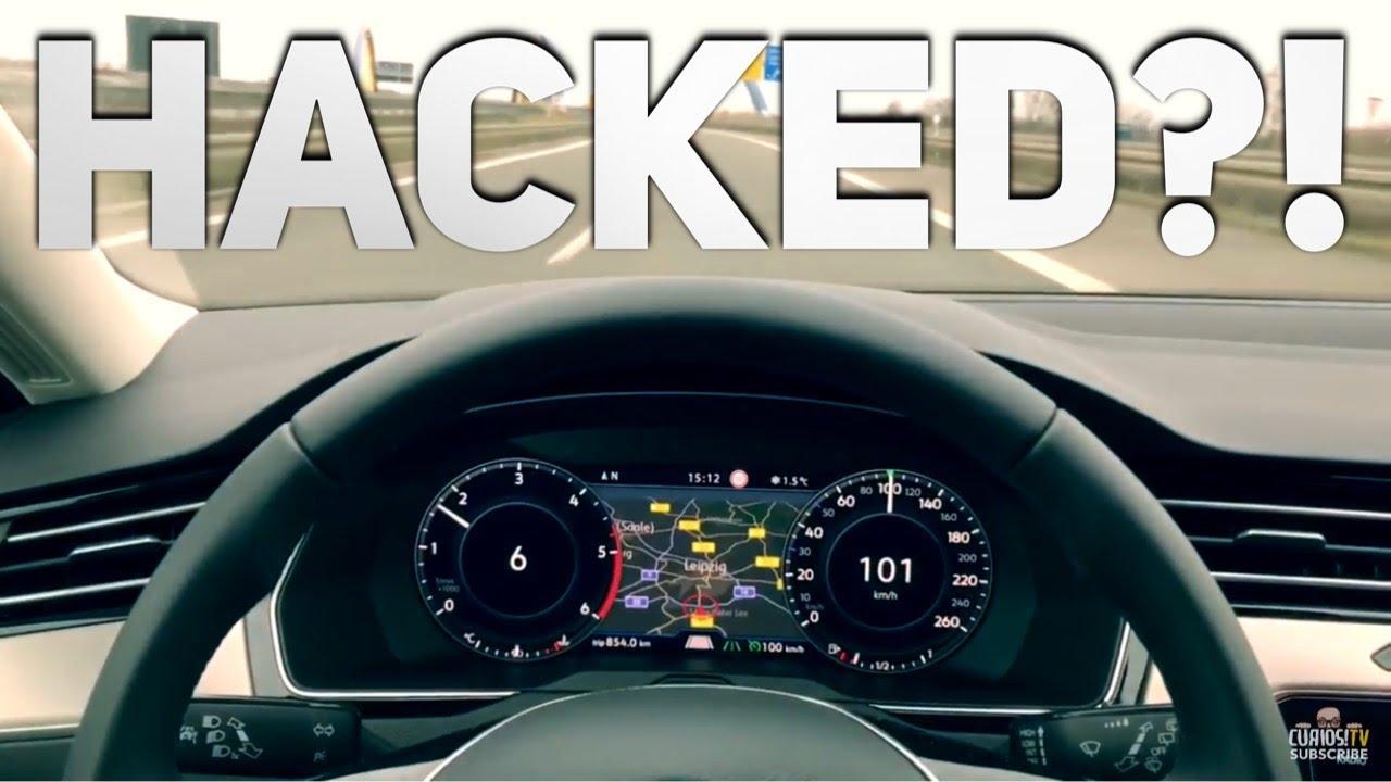 LANE ASSIST HACKED?! - VW PASSAT B8 2018