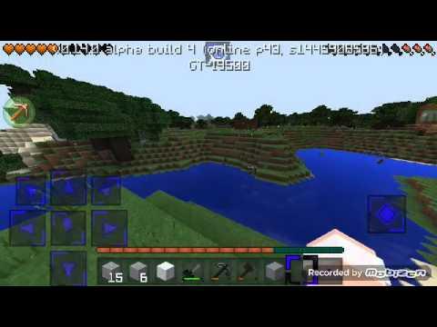 Minecraft Pe- Age of Minecraft Bolum 1