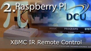 Raspberry PI: XBMC Home Media Player - Adding IR Remote Control