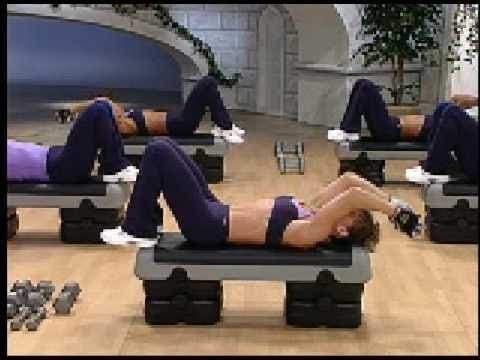 Cathe's Intensity Series Pyramid Upper Body