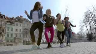 Pharrell Williams - Happy (Ljubljana - dance with us) #HAPPYDAY