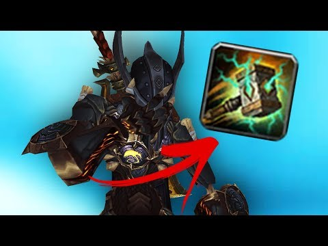I FORGOT MY STUN! (5v5 1v1 Duels) - Fury Warrior PvP WoW Legion 7.3.5