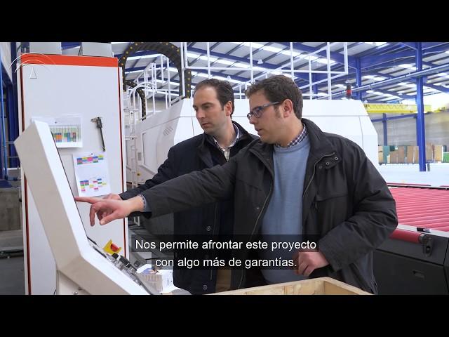 Cristalería Encinas, S.L.  BUENAS PRÁCTICAS #FEDER