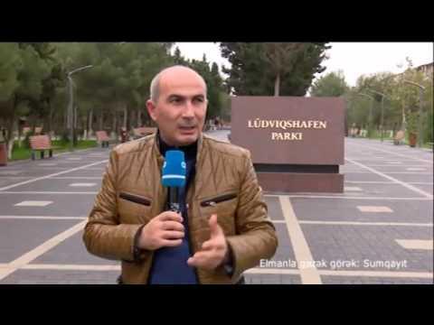 Elmanla gəzək görək  Sumqayıt 06 11 2016   ARB TV