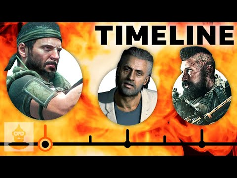 The Complete Call Of Duty Black Ops Timeline - From WAW To Black Ops 3 | The Leaderboard thumbnail