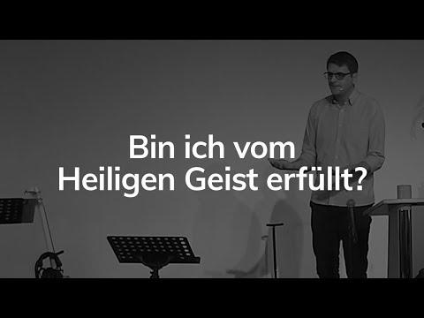 Bin ich vom Heiligen Geist erfüllt? - Apostelgeschichte 2,1-13 - Maiko Müller