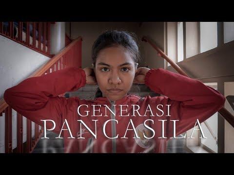 GENERASI PANCASILA - LOMBA FILM PENDEK PANCASILA 2018