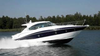 Cruisers Yachts 41 Cantius Test 2012- By BoatTest.com
