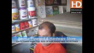 Seema Plywood & Hardware Store in kanpur