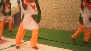 sukhraji g.k. contest 2014 (I love my india song, dance)