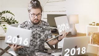 какой MacBook pro купить в 2019 году?