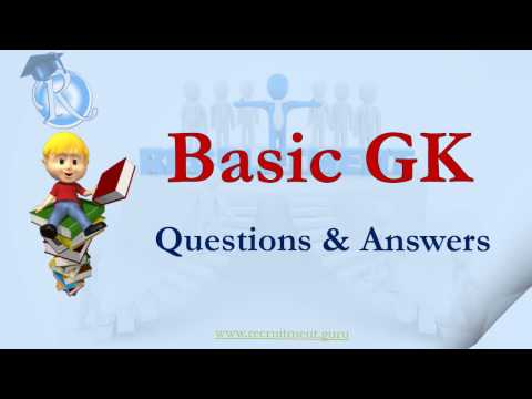 General Knowledge And Current Affairs Pdf In English