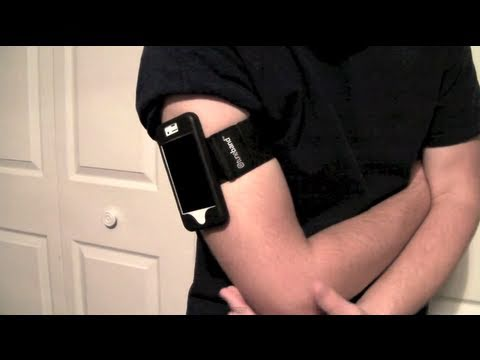 cicret bracelet unboxing how to make your own exercise ipod armband doovi 4391