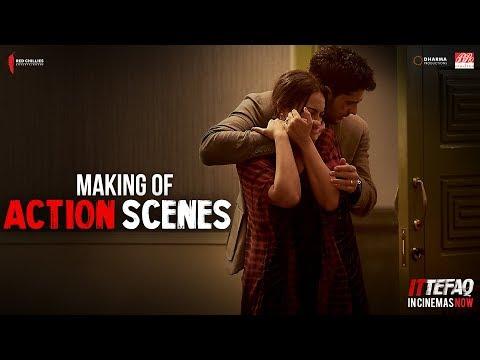 Making of action scenes | Ittefaq |...
