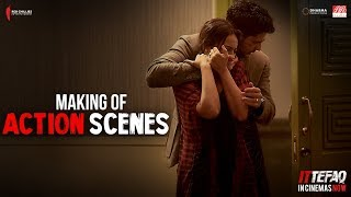 Making of action scenes | Ittefaq | Sidharth Malhotra, Sonakshi Sinha, Akshaye Khanna