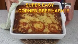 How to Make Corn Beef Hash SUPER EASY AND YUM !!!
