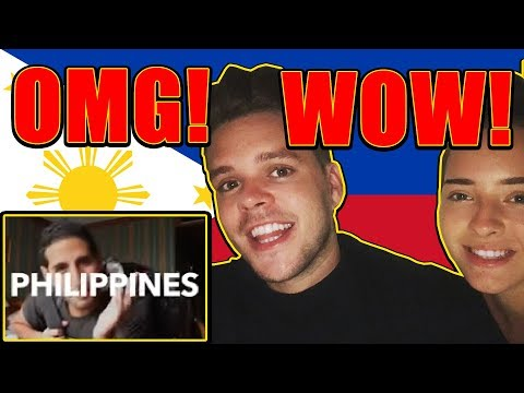 REACTING TO 8 DAYS IN THE PHILIPPINES IN 8 MINUTES! ENGLISH IN THE PHILIPPINES VLOG!