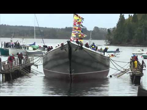 Bluenose II Relaunch
