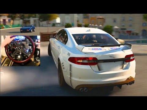 FH2 4 NEW Things to Show You - GoPro Cruising 2015 Jag XFR-S
