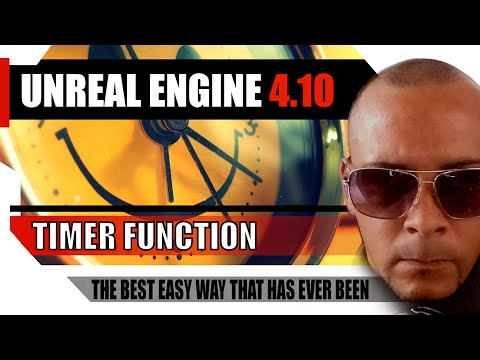 Unreal Engine 4 10 Tutorial - Timer Function and Events