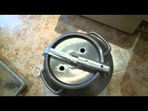Алковар перегонный куб 30 литров с тэном 3 квт samogonok - YouTube