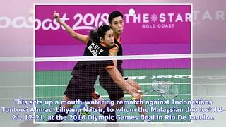 Peng Soon-Liu Ying to meet Tontowi-Liliyana in Indonesia Open final