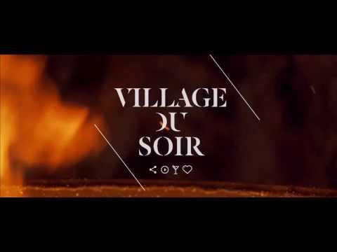 Night Market @ Village du Soir | December 2016