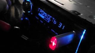 обзор на pioneer DEH-x3800UI