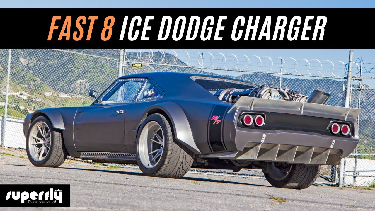Dodge Ice Charger >> Fast 8 Ice Charger The Fate Of The Furious Superfly Autos