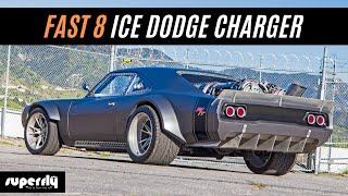 Fast 8 - 'Ice Charger' from the 'Fate of the Furious' Movie