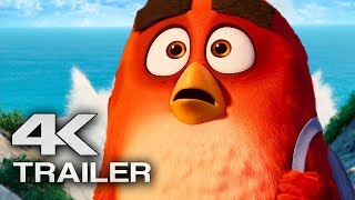 THE ANGRY BIRDS MOVIE 2 Trailer (4K ULTRA HD) 2019