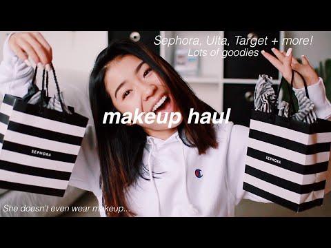 MAKEUP HAUL: Sephora, Ulta, Target + more!! thumbnail