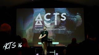 "Acts 16 - When God Says ""NO"" | The Bridge Church"