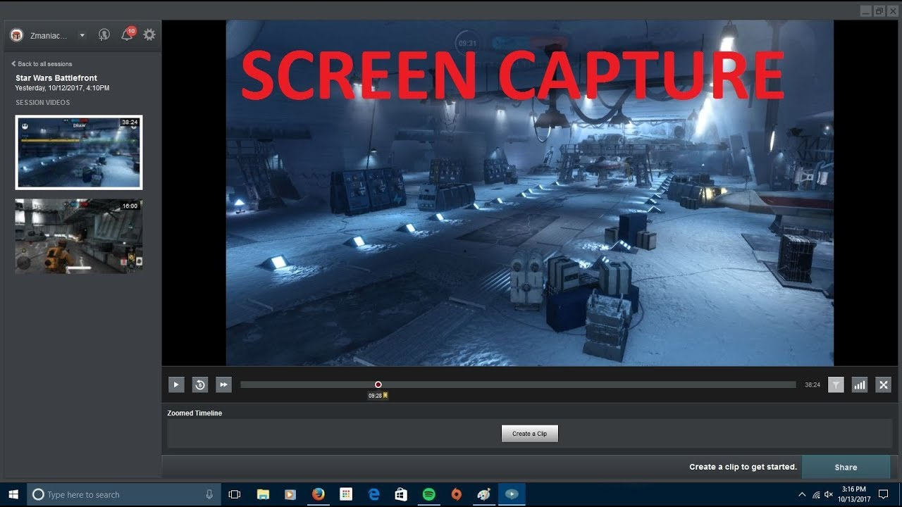free video capture software for pc games