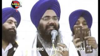 Bhai Manpreet Singh Ji Kanpuri-Tumri Kirpa Te Tudh Pachhana Part 2 of 2 from Ragga Music 9868019033