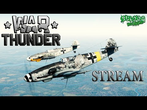 War Thunder | Stream & Squadron Battle #2 | Полковые Бои