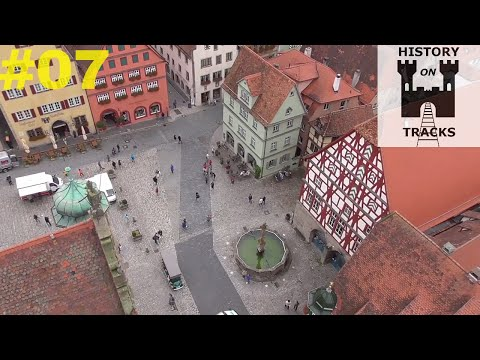 Rothenburg o/d Tauber. Medieval walled town | Germany #7