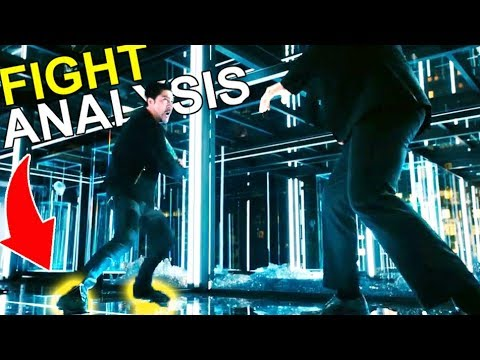 JOHN WICK 3: Glass Fight Scene Analysis