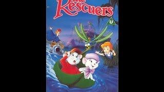 Digitized opening to The Rescuers UK VHS