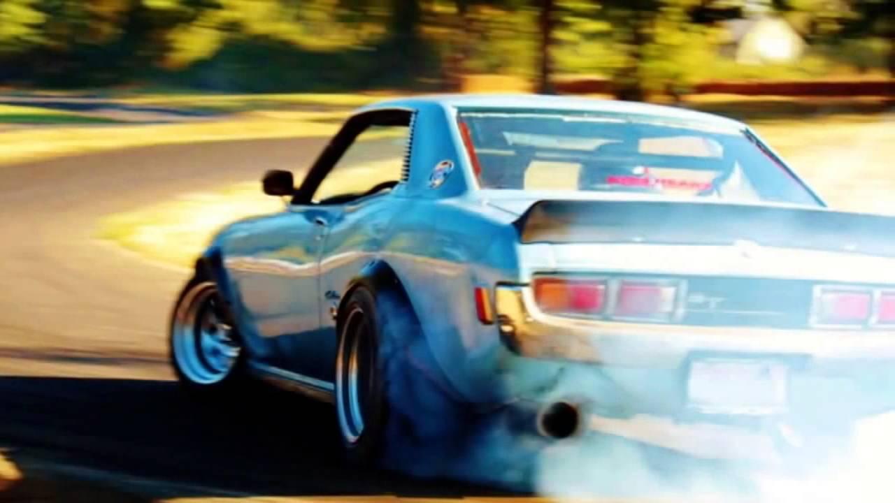 Old School Drift Car Tribute Youtube
