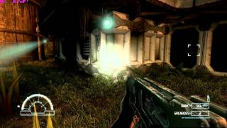 Aliens vs Predator 3 Gameplay Jungle Marine Nightmare Max Detail Full HD 1920x1080 Directx 11